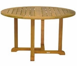 "Oxford Teak 42"" Round Dining Table"
