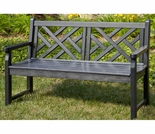 "POLYWOOD� Chippendale 48"" Bench"