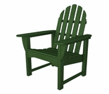 POLYWOOD� Classic Adirondack Casual Chair