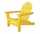POLYWOOD� Classic Folding Straight Back Adirondack Chair