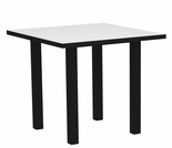 """POLYWOOD® Euro 36"""" Square Counter Table"""