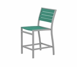POLYWOOD� Euro Counter Side Chair