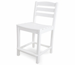 POLYWOOD® La Casa Cafe Counter Height Side Chair