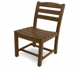 POLYWOOD® La Casa Cafe Dining Side Chair