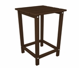 "POLYWOOD� Long Island 26"" Counter Side Table"