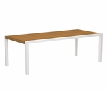 "POLYWOOD� MOD 36"" x 73"" Dining Table"