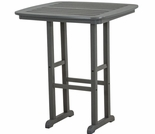 "POLYWOOD� Nautical 31"" Bar Height Table"