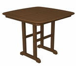 "POLYWOOD� Nautical 31"" Dining Table"