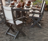 POLYWOOD? Outdoor Coastal Collection