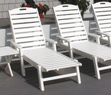 POLYWOOD? Outdoor Nautical Collection