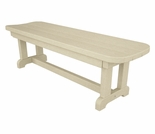 "POLYWOOD� Park 48"" Backless Bench"