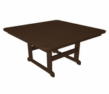 "POLYWOOD� Park 48"" Square Table"