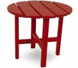 "POLYWOOD® Round 18"" Side Table"