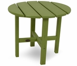 """POLYWOOD� Round 20"""" Side Table"""