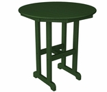 """POLYWOOD� Round 36"""" Counter Table"""