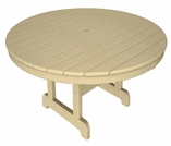 "POLYWOOD� Round 48"" Conversation Table"
