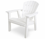 POLYWOOD� SeaShell Dining Chair