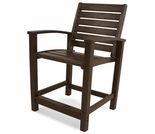 POLYWOOD� Signature Counter Chair