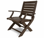 POLYWOOD� Signature Folding Chair