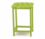 """POLYWOOD� South Beach 26"""" Counter Side Table"""