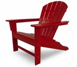 POLYWOOD� South Beach Adirondack Chair