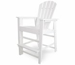 POLYWOOD� South Beach Bar Chair