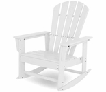 POLYWOOD� South Beach Rocking Chair