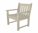POLYWOOD� Traditional Garden Arm Chair