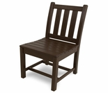 POLYWOOD� Traditional Garden Dining Side Chairs
