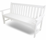 "POLYWOOD� Vineyard 60"" Bench"