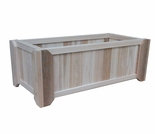 Rectangular Planter Boxes - Exclusive Item
