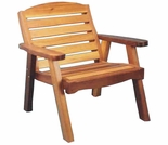 Red Cedar Deck Chair