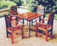 Red Cedar Tables