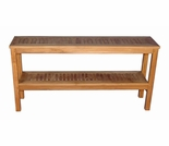 "Regal Teak 60"" Buffet"