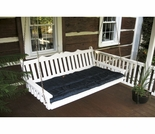 Royal English Garden Swing Bed 6'