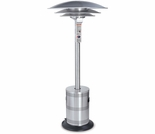Stainless Steel Triple Dome Patio Heater