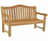 Teak 5' Geneva Bench - Currently Out of Stock