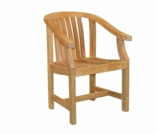 Teak Charles Arm Chair