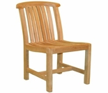Teak Charles Side Chair