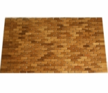 "Teak 34"" Door Mat - Out of Stock til Jun"