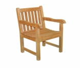 Teak English Garden Armchair - Currently Out of Stock