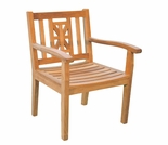 Teak Hestercombe Dining Arm Chair
