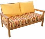 Teak Kingston Loveseat