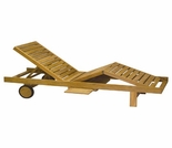 Three Birds Teak Quincy Lounger