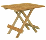 "Teak 20"" Picnic Table - Out of Stock til Feb"