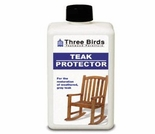 Three Birds Teak Protector