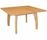 "Teak Seneca 43"" Square Dining Table - Soon to be Discontinued - Order while Supplies Last"