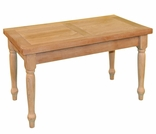 "Teak Taft 44"" Coffee Table"