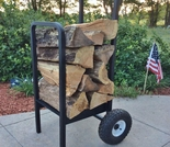 The Wodhaven Firewood Cart