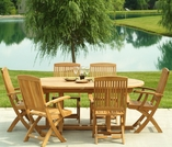 Three Birds Camden 7-Piece Dining Set